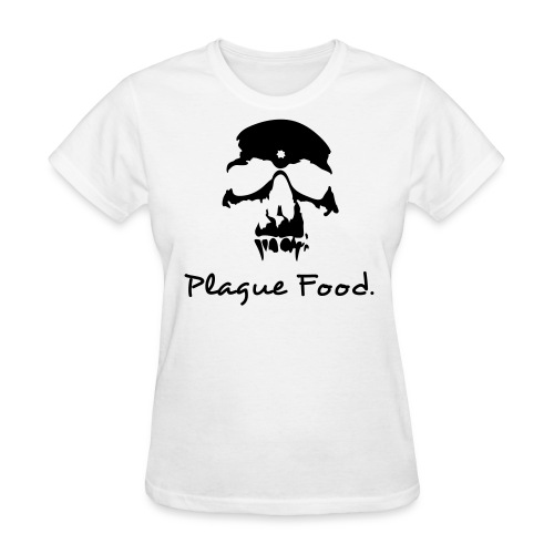 Plague Food black - Women's T-Shirt