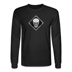 Skull Long Sleeve - Men's Long Sleeve T-Shirt