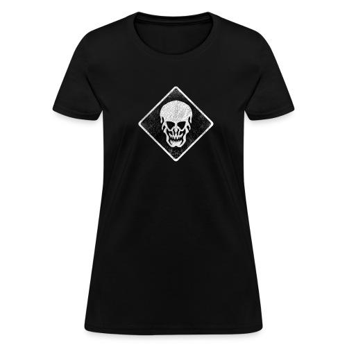 Skull T-Shirt Women - Women's T-Shirt
