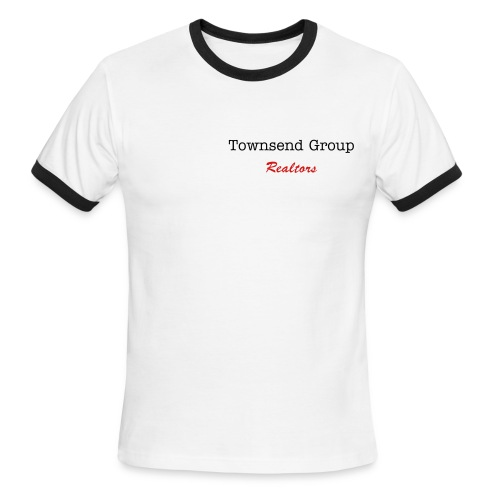 The Townsend Group, Inc. - Men's Ringer T-Shirt