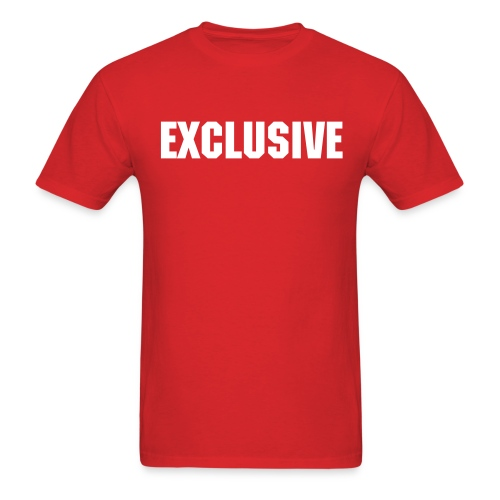 EXCLUSIVE - Men's T-Shirt