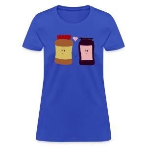 PB&J Love - Women's T-Shirt