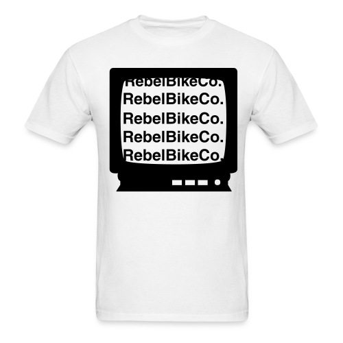Rebel TV T Shirt - Men's T-Shirt