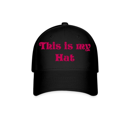 This is my Hat Hat- Pink - Baseball Cap