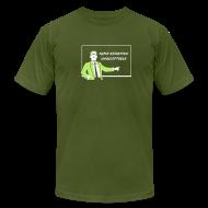 T-Shirts ~ Men's T-Shirt by American Apparel ~ [frankenstein]