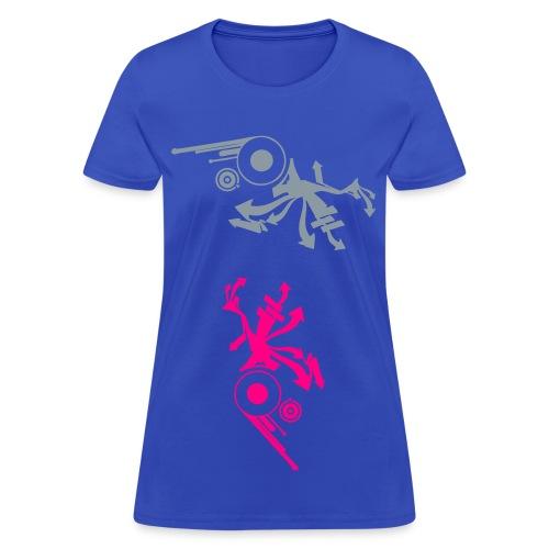 Graffti - Women's T-Shirt