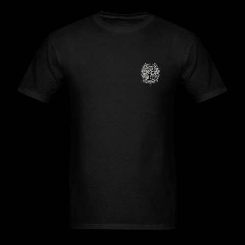 DIGITAL BROVAS Collection - Designed by KING K-REAM (Black) - Men's T-Shirt