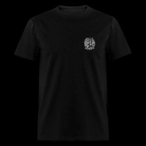 DIGITAL BROVAS Collection - Designed by KING K-REAM (Black) - Men's T-Shirt