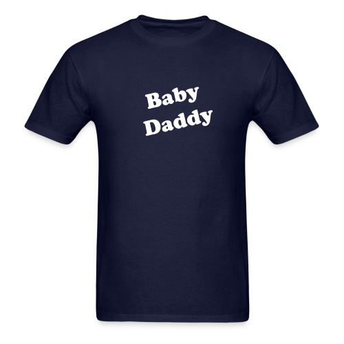 Baby Daddy - Men's T-Shirt
