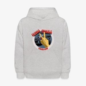 Skinned Knuckle Garage Band Kid's Hooded Sweatshirt - Kids' Hoodie