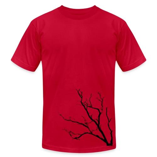 Purple Branch Pour Homme - Men's Fine Jersey T-Shirt