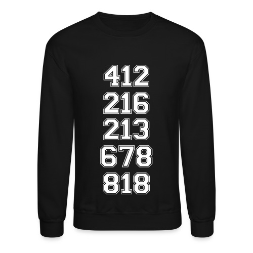 1008 Sweater - Crewneck Sweatshirt