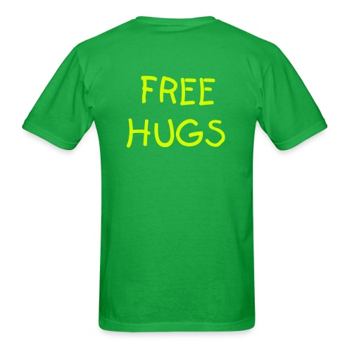 FreeHugs H - Men's T-Shirt