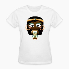 Ancient Egyptian Princess Womens T-shirt
