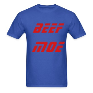 Beef Moe - Men's T-Shirt