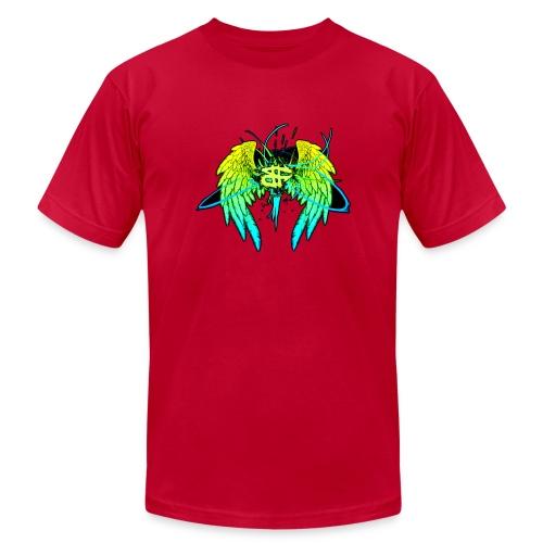 Bad Fusion Version 2 Parika Pour Homme - Men's Fine Jersey T-Shirt