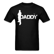 T-Shirts ~ Men's T-Shirt ~ Daddy is the Boss, Cool Father's Day T-Shirt