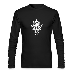 Immersion Black+White AA-Long Sleeve - Men's Long Sleeve T-Shirt by Next Level