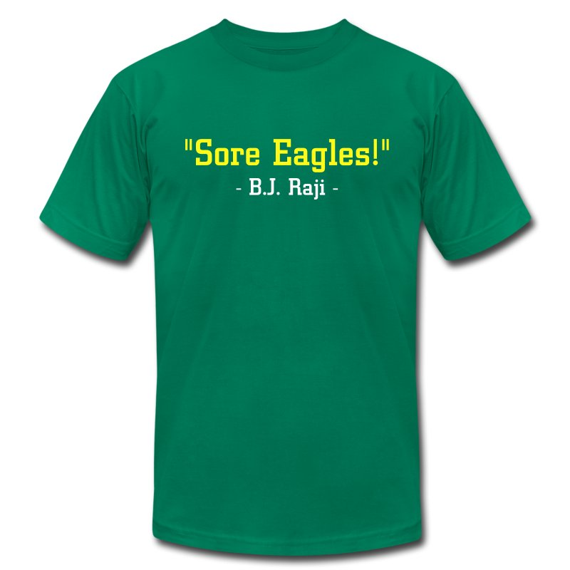 Sore Eagles - Men's T-Shirt by American Apparel