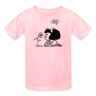 Kids' Shirts ~ Kids' T-Shirt ~ MAFALDA T-SHIRTS