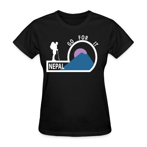 Nepal  Women's T-Shirt  - Women's T-Shirt