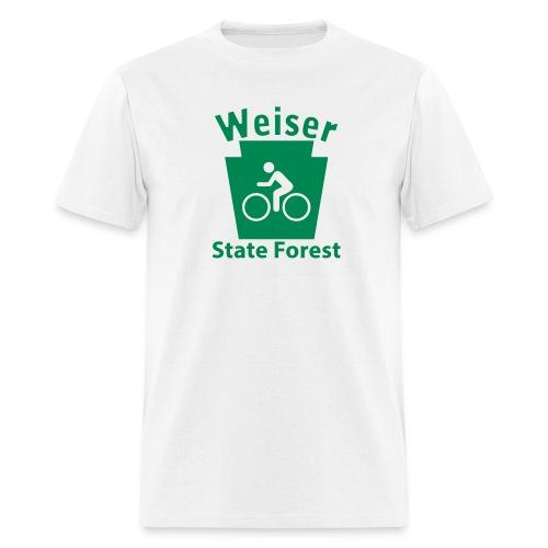 Weiser State Forest Keystone Biker - Men's T-Shirt