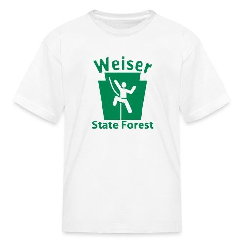 Weiser State Forest Keystone Climber - Kids' T-Shirt