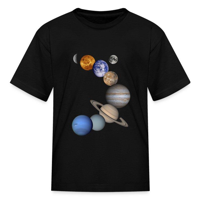 Solar System 2 T-Shirt | Spreadshirt
