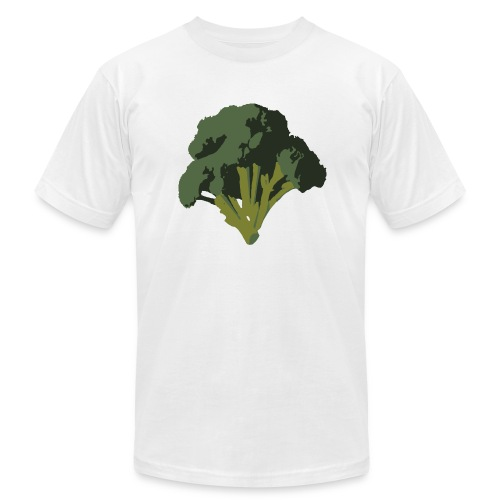 Broccoli _ mens American Apparel - Men's Fine Jersey T-Shirt