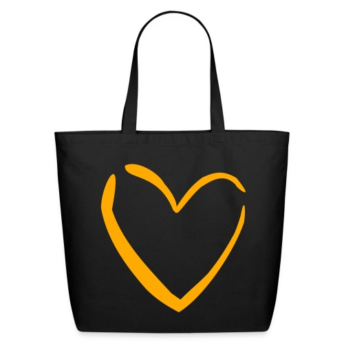 Hearted Tote - Eco-Friendly Cotton Tote