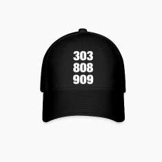 Royal blue 303 808 909 Caps
