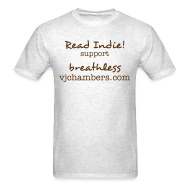 T-Shirts ~ Men's T-Shirt ~ Read Indie Tee