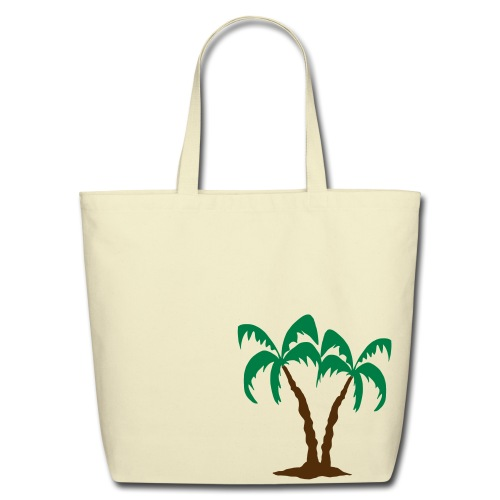 vacation - Eco-Friendly Cotton Tote