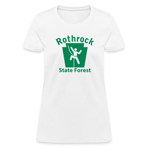 Rothrock State Forest Keystone Climber - Women's T-Shirt