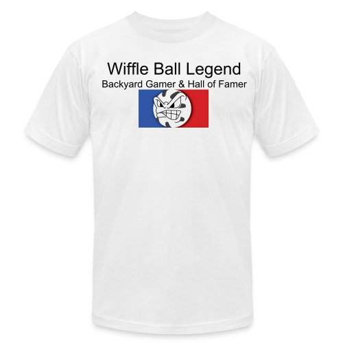 Wiffle Ball Legend - Men's  Jersey T-Shirt