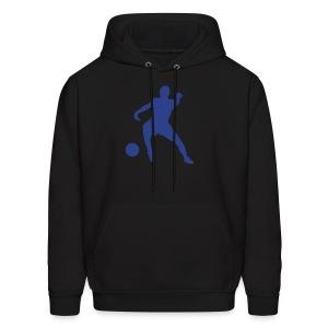 soccer sweatshirt. - Men's Hoodie