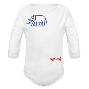 Active Warmer - Long Sleeve Baby Bodysuit