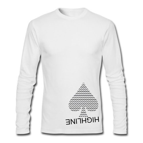 Active Warmer - Men's Long Sleeve T-Shirt by Next Level