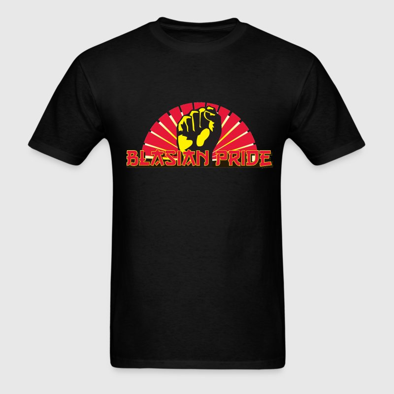 Black Blasian Pride T-Shirts - Men's T-Shirt