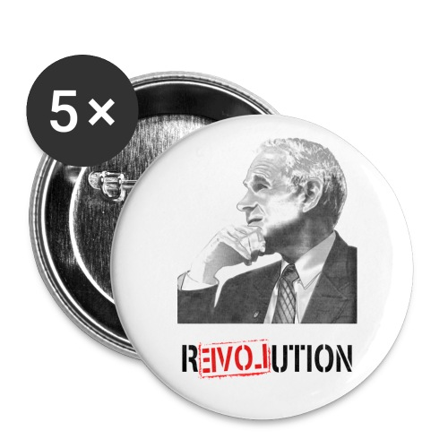 Ron Paul Revolution - Small Buttons - Small Buttons