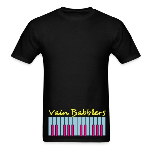 Neon keys - Men's T-Shirt