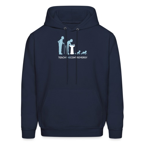 Fountain of Youth [fountain] - Men's Hoodie