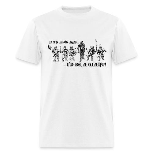 Giant Knight Value - Men's T-Shirt