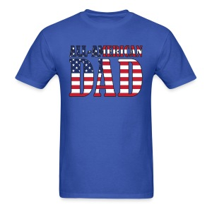 All american dad - Men's T-Shirt