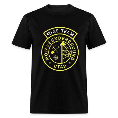 Mine Team Logo Shirt - Men's T-Shirt