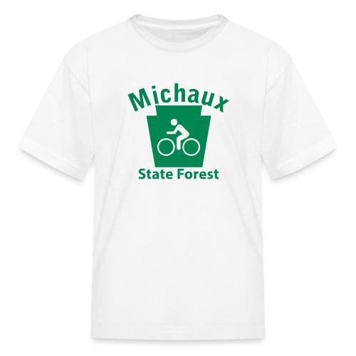 Michaux State Forest Keystone Biker - Kids' T-Shirt