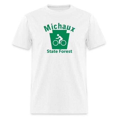 Michaux State Forest Keystone Biker - Men's T-Shirt