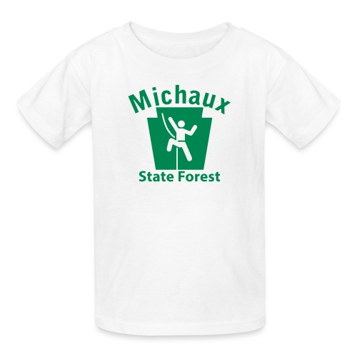 Michaux State Forest Keystone Climber - Kids' T-Shirt