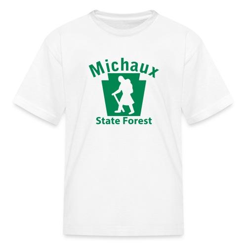 Michaux State Forest Keystone Hiker (female) - Kids' T-Shirt