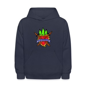 Kids' Bay Area Shakespeare Camp Color Logo Hooded Sweatshirt - Kids' Hoodie